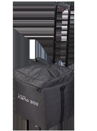 Lucas Nano 300 - roller bag